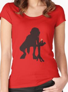 The Precious Women's Fitted Scoop T-Shirt