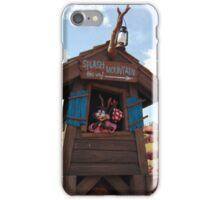 Splash Mountain Entrance- Magic Kingdom iPhone Case/Skin
