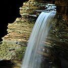 Cascade Cavern at Watkins Glen by 1busymom