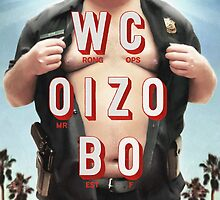 Mr. Oizo - Wrong Cops by foxesmate4life
