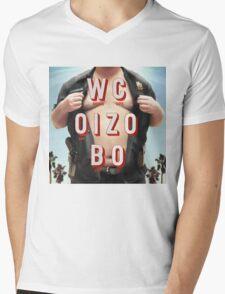 Mr. Oizo - Wrong Cops Mens V-Neck T-Shirt