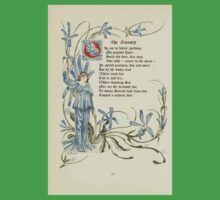 The Old Garden and Other Verses by Margaret Deland and Wade Campbell, Illustrated by Walter Crane 1894 48 - The Succorp Baby Tee