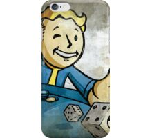 Fallout Casino Pipboy iPhone Case/Skin