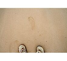 where?  Photographic Print