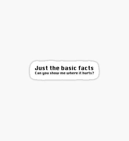 Comfortably Numb Lyrics Highlight Sticker