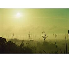 Toxic Dawn Photographic Print