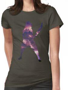 Lightning Element Womens Fitted T-Shirt