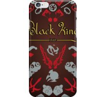 Black King Bar - 99% Cacao with Hint of Dire iPhone Case/Skin