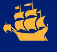 Flag of Quebec City Sticker