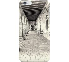 Courtyard Halls iPhone Case/Skin