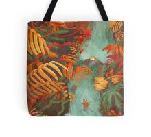 Flora and Fauna Tote Bag