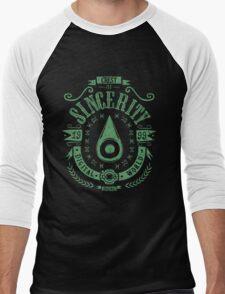 Sincerity Men's Baseball ¾ T-Shirt
