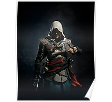 Assassin's Creed IV: Black Flag | Edward Kenway Poster