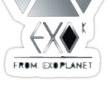 From Exo Planet Sticker