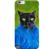 Cool Kitty iPhone Case/Skin