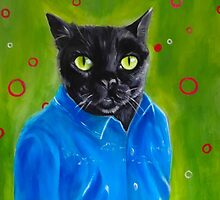 Cool Kitty by Cori Redford