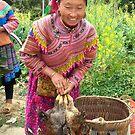 Selling Chickens by Lyn Fabian