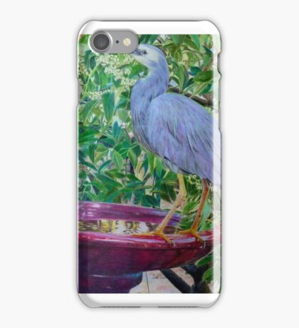 Afternoon Drinks iPhone Case/Skin