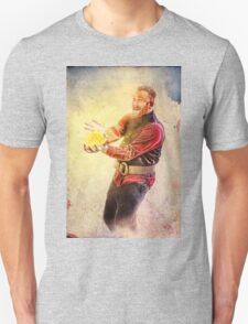 Wizard Playing with Fire T-Shirt