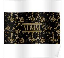 Nirvana poster Poster