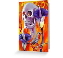Countdown to Corpses Greeting Card