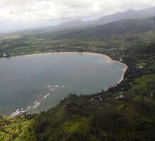 Hanalei Bay Kauai, HI by ApocryphaCrisis