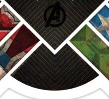 The Avenger Sticker