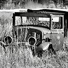 1930 Ford Model A Turon Sedan by Leslie van de Ligt