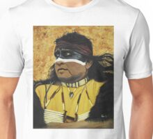 """Running Water"" - my first portrait painting Unisex T-Shirt"