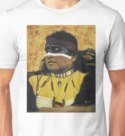"""""""Running Water"""" - my first portrait painting Unisex T-Shirt"""