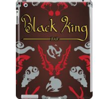 Black King Bar - 99% Cacao with Hint of Dire iPad Case/Skin