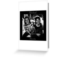 Larry stylinson 18  Greeting Card