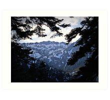 Tahoe Art Print