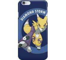 Diamond Storm iPhone Case/Skin