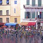 Dans la Rue by Scott Horton