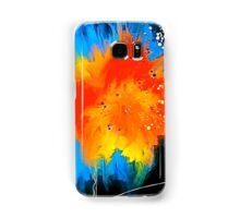 Fiery Burst Samsung Galaxy Case/Skin