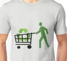 Green Shopper Unisex T-Shirt