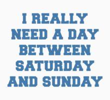 Longer Weekends by mralan