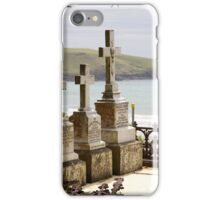 buried with a view iPhone Case/Skin