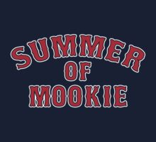 Summer of Mookie - Red Sox - Mookie Betts by shirtsforshirts