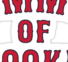 Summer of Mookie - Red Sox - Mookie Betts Sticker