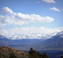 Owens Valley by Steve Hunter