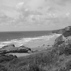 Cornish Beach by calkarima