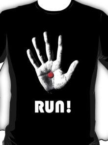 Run! - Logan's Run Life Clock T-Shirt