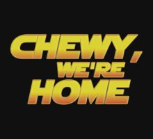 Chewy, we're Home by heliconista