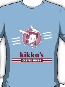 Kikka's Coffee Shops T-Shirt