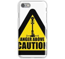 Caution... iPhone Case/Skin