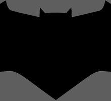 Batman Logo - BVS by AvatarSkyBison