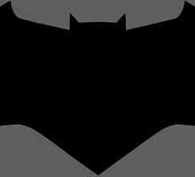 Batman Logo - BVS by AvatarSkyBison