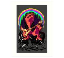 TyrannoRoxRemix Art Print